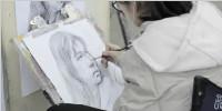 应届考上西美,夏艺萌说,在绘状元集训,专业知识从一级升到了十级!